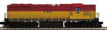 Pre-order for MTH Premier Fox River Valley  SD-24, 3 rail, P3.0