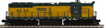 Pre-order for MTH Premier CNW  SD-24, 3 rail, P3.0