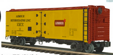 Pre-order for MTH Premier Armour 40' steel reefer, 3 rail