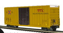 Pre-order for MTH Premier TTX (pooling experts) 50' Hy-cube box car, 3 rail