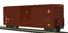 Pre-order for MTH Premier UP  50' Hy-cube box car, 3 rail