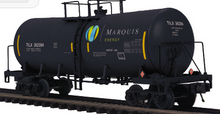 Pre-order for MTH Premier Marquis Energy 40' modern tank car, 3 rail