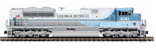 MTH Premier UP George Bush SD70ACe, 2 rail, Proto 3.0, DCC