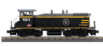 MTH Railking Scale BRC   MP-15DC  diesel, 3 rail, P3.0