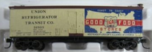 Atlas O IGA  40' Wood Reefer