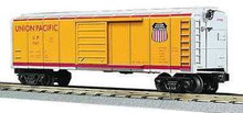 MTH Rail King Union Pacific Rounded Roof  Box Car, 3 rail