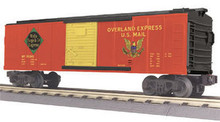 MTH Railking Wells Fargo Box Car, 3 rail