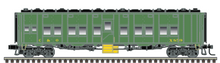 Pre-order Atlas O C&O MOW service converted  Troop Sleeper car, 3 rail or 2 rail