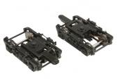 pre-order for MTH 2 rail  diecast/sprung lightweight passenger car trucks  (Pair)