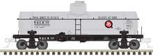 Pre-Order for  Atlas O  Phila Quartz Co of Calif.  8000 gallon tank car