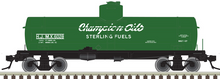 Pre-Order for  Atlas O  Champion Oils  8000 gallon tank car