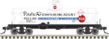 Pre-Order for  Atlas O  Protex Industries  8000 gallon tank car