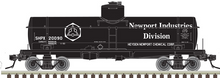 Pre-Order for  Atlas O  Hayden Newport chemicals  8000 gallon tank car