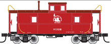 Pre-order for Atlas O Jersey Central 1930's design Magor Steel cupola Caboose