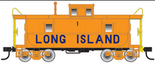 Pre-order for Atlas O Long Island RR 1930's design Magor Steel cupola Caboose