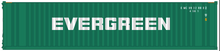 Pre-order for Atlas O  Evergreen 40' container