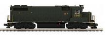 MTH Premier PRSL  GP-38  diesel, 3 rail, Proto 3.0