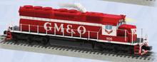 Pre-order for Lionel Legacy GM&O SD-40  diesel, 3 rail