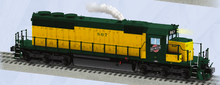Pre-order for Lionel Legacy C&NW SD-40  diesel, 3 rail