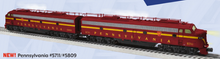 Pre-order for Lionel Legacy PRR E-8 A-A  diesels, 3 rail