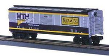 MTH Rail King MTH Club Box Car, 3 rail