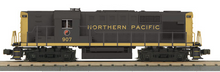 MTH Railking Scale  NP RS-11  diesel, 3 rail, non powered