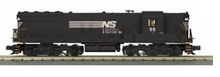 MTH Railking Scale NS SD-9 diesel, 3 rail, Proto 3.0