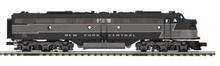 MTH Premier  NYC E-8A-A  diesels (pwr/non-pwr), 3 rail, w/Sound and smoke. proto 3.0