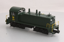 Williams CNJ  NW-2  diesel, 3 rail, horn and bell