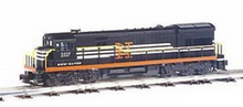 Williams NH  U33C   diesel, 3 rail, horn and bell
