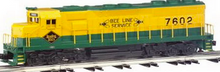 Williams Reading  SD45   diesel, 3 rail, horn and bell