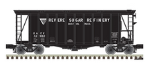 Pre-order for Atlas O Revere sugar 40' single bay Airslide Covered Hopper, 3 rail or 2 rail