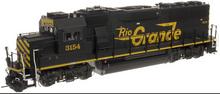 Atlas O Rio Grande GP-60 , 3 rail, TMCC