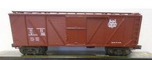 Weaver NH  40' outside braced (wood)  box car, 3 rail or 2 rail