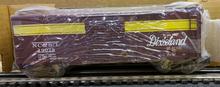 Weaver special run NC&StL 40' PS-1 box car, 3 rail or 2 rail