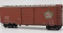 Weaver GTW (maple leaf) 40' PS-1 box car, 3 rail or 2 rail