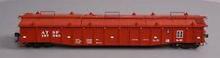 """Lionel Santa Fe  PS-5  52' 6"""" gondola with cover , 3 rail,"""