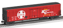 Lionel Santa Fe   60'  Mechanical reefer,  3 rail