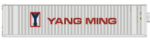 Pre-order for PDT exclusive Atlas O  Yang Ming  40' container
