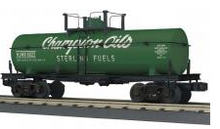 MTH Railking  Sterling Fuels 11,000 gal style  Tank Car, 3 rail
