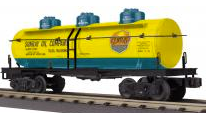 MTH Railking  Sunray 3 dome  Tank Car, 3 rail