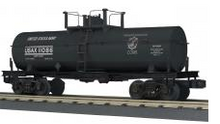 MTH Railking US Army  11000 gallon style Tank Car, 3 rail