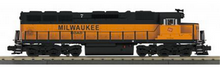 MTH Railking Scale  MILW SD-45  diesel, 3 rail, non powered