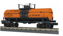 MTH Railking CF Simonins 11000 gallon style Tank Car, 3 rail