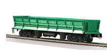 MTH Railking scale NYC Operating Difco side dump car, 3 rail