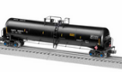 Lionel VMSX 30,000 gallon ethanol tank car,  3 rail