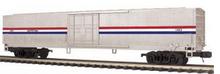 MTH Premier Amtrak (phase 3)  60' Express Box car, 3 rail