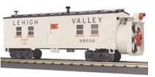 MTH Railking Lehigh Valley Rotary snow plow , 3 rail