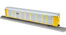 Lionel CSX  89' auto rack , 3 rail