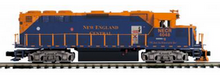 MTH Premier New England Central GP-40   diesel, 2 rail, P3.0,  DCC sound, cruise, exhaust